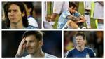 Lionel Messi: las cuatro finales que perdió con Argentina