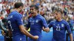 Italia venció 2-0 a España y pasó a cuartos de la Eurocopa Francia 2016 - Noticias de andrea ramos