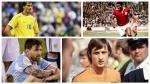 Lionel Messi y los grandes cracks de la historia sin títulos con su país