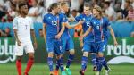 Islandia históricamente a cuartos de Eurocopa al ganarle 2-1 a Inglaterra - Noticias de roy hodgson