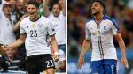 Alemania vs. Italia: día, hora y canal por cuartos de final de Eurocopa - Noticias de bolivia vs. perú