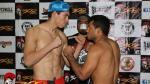 MMA: Perú y Brasil se enfrentan a 'muerte' en el 300 Sparta - Noticias de marcelino vasquez