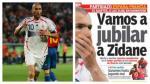 El día que la selección de España intentó 'jubilar' a Zidane - Noticias de real madrid iker casillas