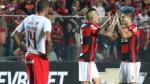 Paolo Guerrero: Flamengo ganó 1-0 a Internacional por el Brasileirao - Noticias de emerson sheik