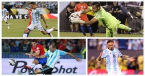 La selección de Argentina y los jugadores que no ganaron nada.