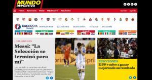 Lionel Messi: Así reaccionaron los medios internacional tras su anuncio.