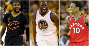 los jugadores de la NBA que participarán en Río 2016. (Getty)