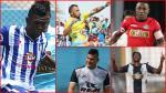 Torneo Clausura: así marcha la tabla de goleadores de la fecha 5 - Noticias de alejandro ferreira estrada