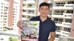 Como Enrique Bologna: pasaron por Perú y ahora juegan en ligas top de Sudamérica - Noticias de leandro leguizamon