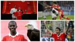André Carrillo y otros sudamericanos que jugaron por el Benfica - Noticias de ezequiel garay