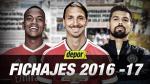 Fichajes 2016-2017: altas, bajas y rumores del mercado de pases - Noticias de alvaro arbeloa