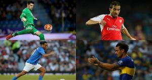 Estos son los 10 jugadores que podrían llegar libres en el mercado de Fichajes (Getty Images).