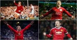 Mira en esta galería los delanteros que contrató el Manchester United y que mejor les rindió