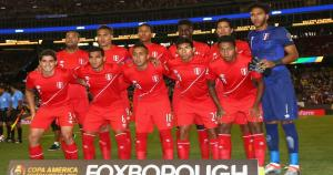 Selección Peruana.
