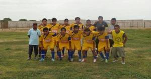 Deportivo 5 de Febrero, subcampeón de la provincial de Paita. (Facebook)