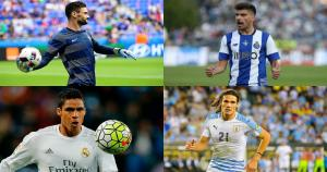 Estos son los jugadores que están siendo vinculados al Manchester United (Getty Images).