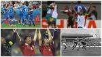 Como Islandia: los sorpresivos países que derrotaron a los grandes del fútbol - Noticias de bryan ruiz