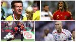 Los líderes del fútbol mundial más recordados en los últimos años - Noticias de jose luis chilavert