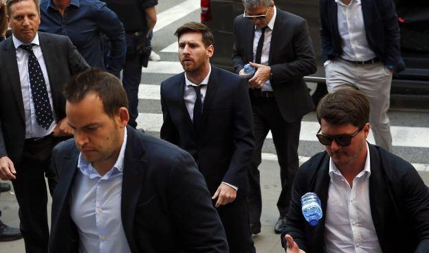Lionel Messi a prisión