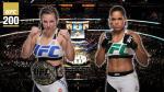 UFC 200: fecha, hora, canal y cartelera del mega evento de Las Vegas - Noticias de johny hendricks