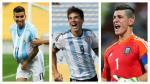 Argentina presentó lista para los Juegos Olímpicos en medio de la crisis - Noticias de portugal vs argelia
