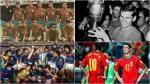 Portugal - Francia: ¿Cómo les fue a los anfitriones en la final? - Noticias de rui costa