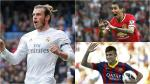 Los fichajes más caros de los principales equipos europeos (FOTOS) - Noticias de cantolao