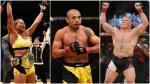 UFC 200: conoce a todos los ganadores de la noche - Noticias de jose enrique silva