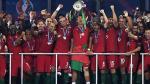 Portugal campeón de la Eurocopa 2016: venció 1-0 a Francia con gol de Éder - Noticias de william carvalho