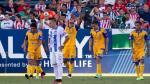 """Tigres UANL venció 1-0 a Pachuca y se convirtió en el """"Campeón de Campeones"""" - Noticias de diego jara"""