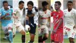 Torneo Clausura: este es el equipo ideal de la fecha 8 - Noticias de depor hernan rengifo