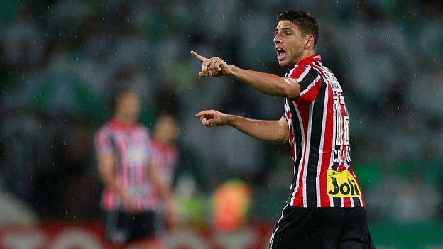 Atlético Nacional vs. Sao Paulo: Calleri marcó golazo, pero Borja lo ... - Diario Depor