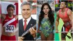 Río 2016: los 29 atletas peruanos que competirán en los Juegos Olímpicos - Noticias de raul diez canseco