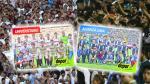 Atención Perú: llévate los pósters de Universitario y Alianza Lima - Noticias de afiches