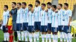 Argentina presentó su lista de 18 convocados para los Juegos Olímpicos - Noticias de giovanni simeone