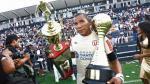 Universitario: John Galliquio reforzará al equipo crema en la Sudamericana - Noticias de chapu fernandez