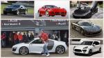 Cristiano Ronaldo y los 16 autos de lujo que tiene en su cochera (FOTOS) - Noticias de bugatti veyron