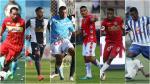 Torneo Clausura: así va la tabla de goleadores en la fecha 9 - Noticias de victor hugo ramirez gonzales