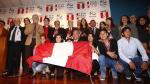 Francisco Boza será el abanderado peruano en Río 2016 - Noticias de juegos panamericanos
