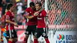 Con Ruidíaz, Morelia cayó 2-0 ante Tijuana por Apertura de la Liga MX - Noticias de perez valenzuela