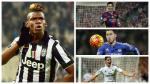Como Paul Pogba: los jugadores por los que han ofrecido más de 100 millones - Noticias de futbol ingles