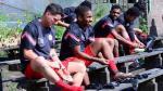 Jefferson Farfán: así entrena el peruano en su retorno con el Al Jazira - Noticias de copa de alemania 2015-2016