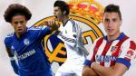 Fichajes Real Madrid: los que llegaron, se fueron y los nuevos que interesan - Noticias de julian draxler