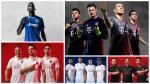 Estas son las camisetas alternas de los mejores clubes de Europa - Noticias de neymar en barcelona