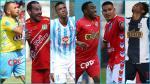 Torneo Clausura: así va la tabla de goleadores en la fecha 10 - Noticias de victor hugo ramirez gonzales
