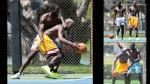 Paul Pogba y Romelu Lukaku demuestran su talento para el básquet - Noticias de romelu lukaku