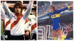 Como el caso Beausejour: las 'traiciones' más recordadas en el fútbol - Noticias de gabriel omar batistuta
