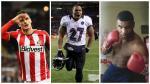 #NiUnaMenos: cinco malos ejemplos de atletas que atentaron contra la mujer - Noticias de lady godiva