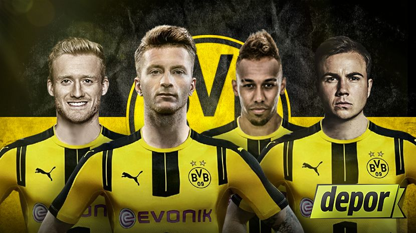 borussia dortmund vs real