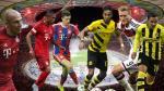 Bayern vs. Dortmund: las delanteras que prometen una enorme Bundesliga - Noticias de frank ribery